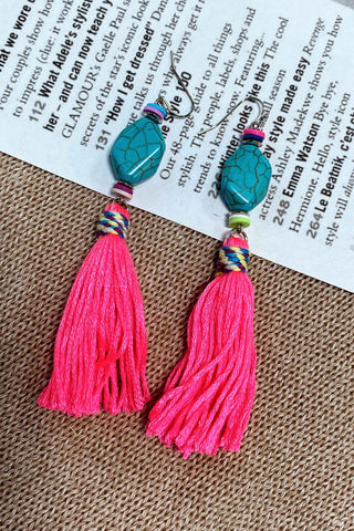 NEVER ENDING SUMMER EARRINGS
