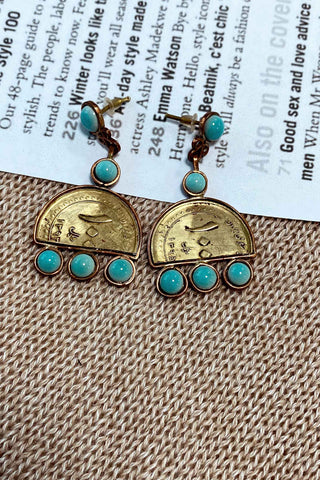 TOGETHER AT SEA EARRINGS