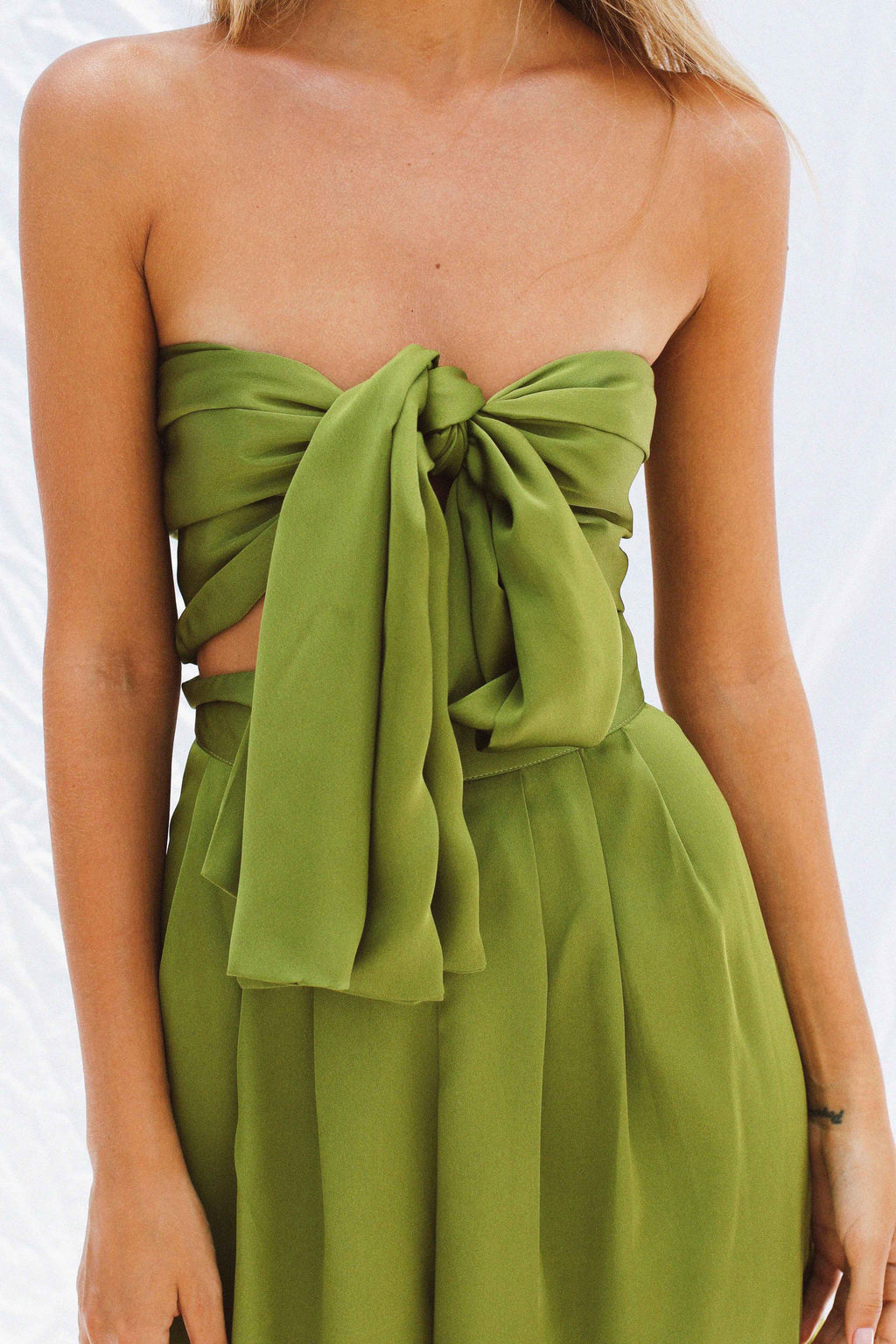 THEOLA SET IN GREEN | Women's Online Shopping | CHICLEFRIQUE  (2118770425945)