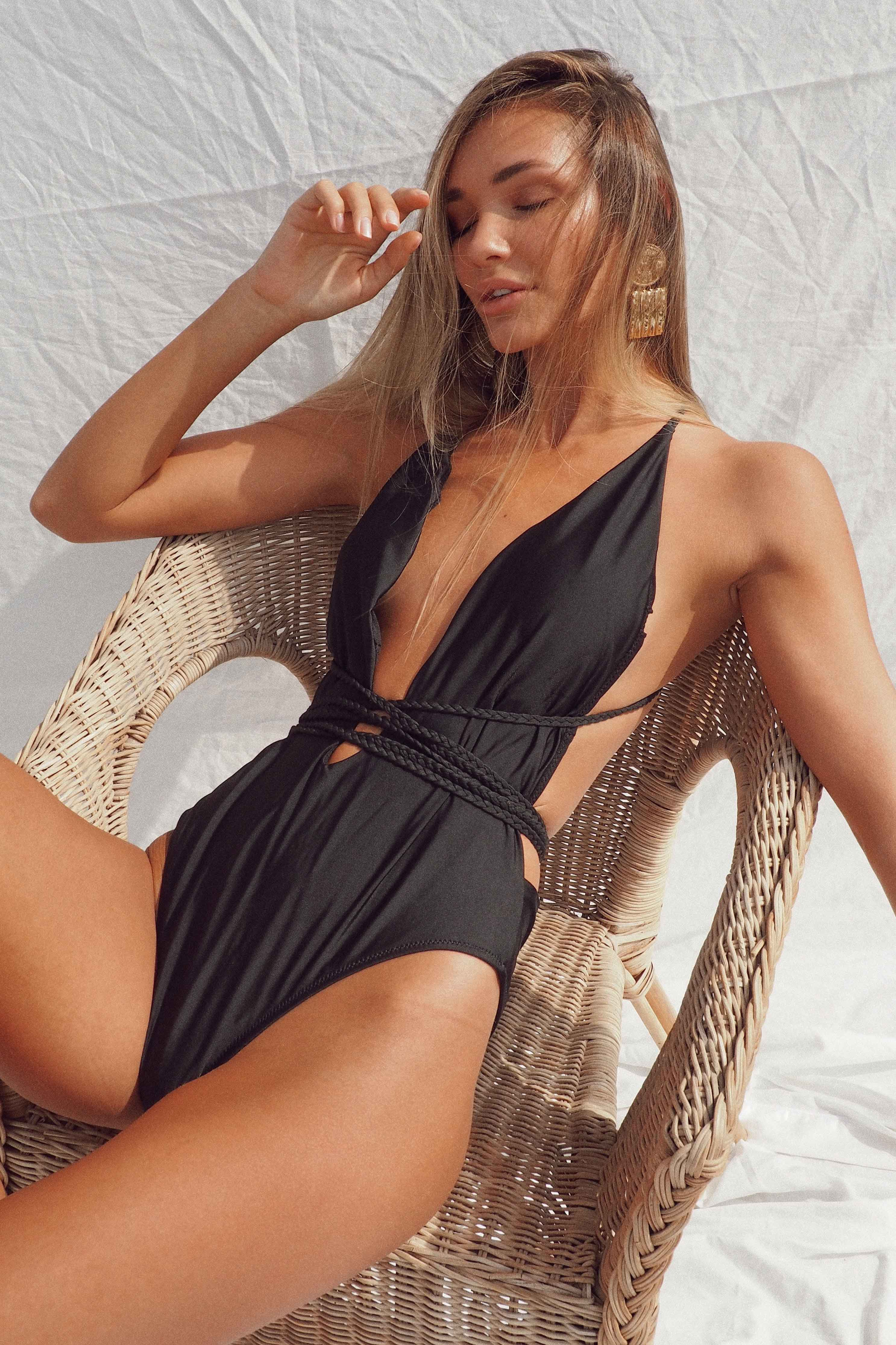 KHLOE SWIMSUIT | Women's Online Shopping | CHICLEFRIQUE  (2155945230425)