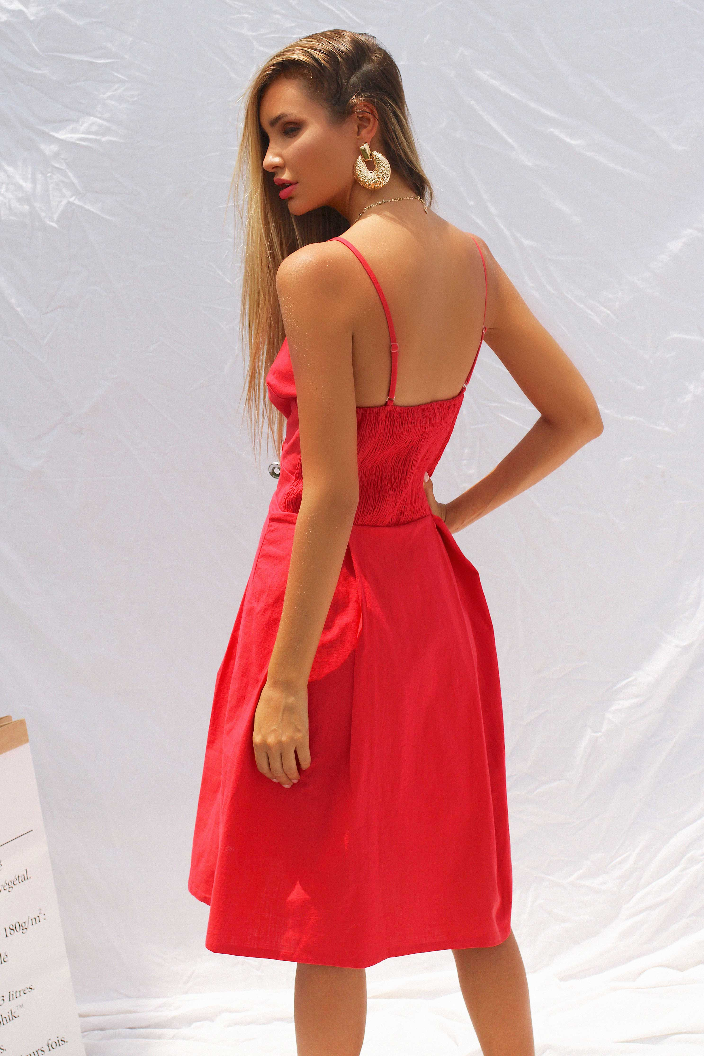 CELOSIA DRESS | Women's Online Shopping | CHICLEFRIQUE  (2102021292121)