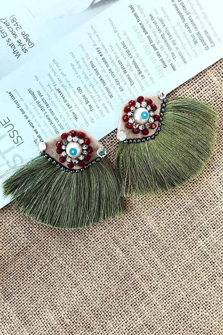 GREEN EARRINGS1 (4655729541209)