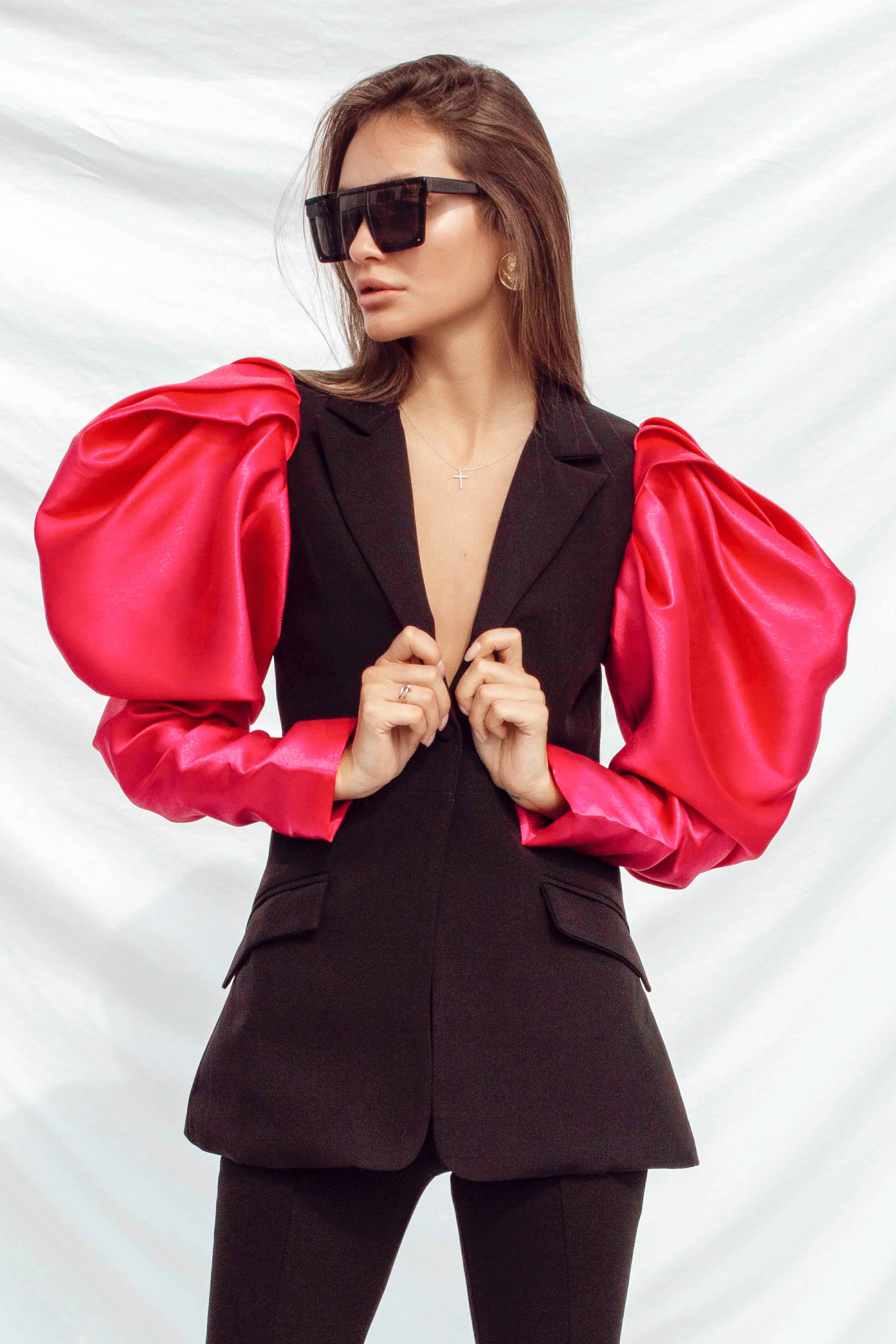 ROBERTA BLAZER | Women's Online Shopping | CHICLEFRIQUE