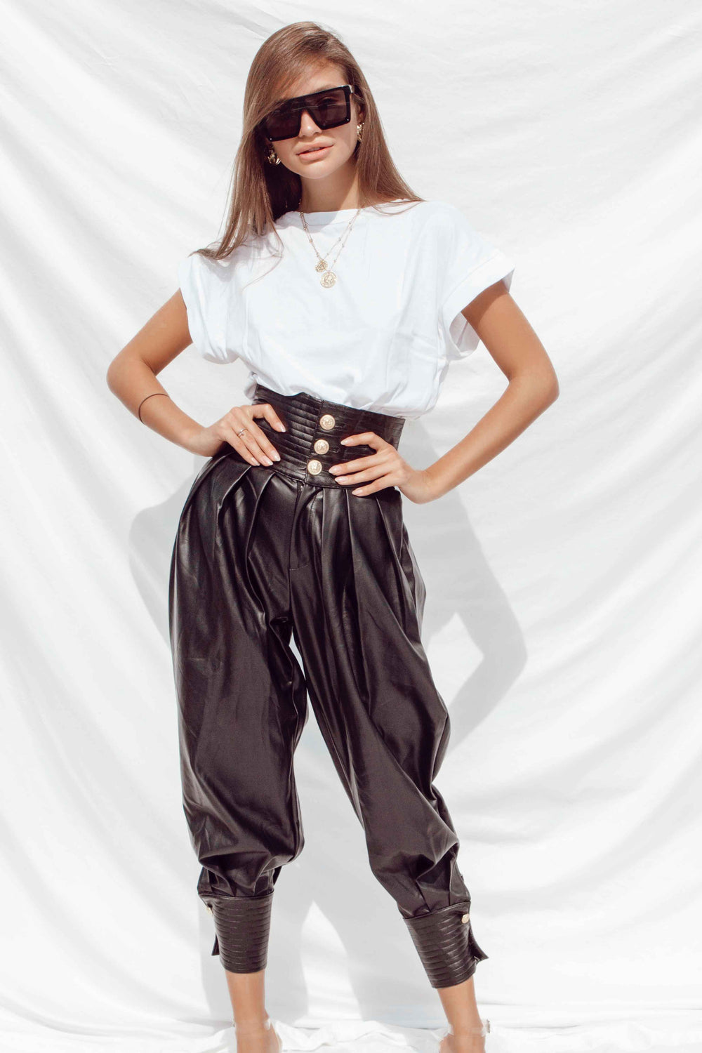 GWEN PANTS | Women's Online Shopping | CHICLEFRIQUE  (4375991779417)