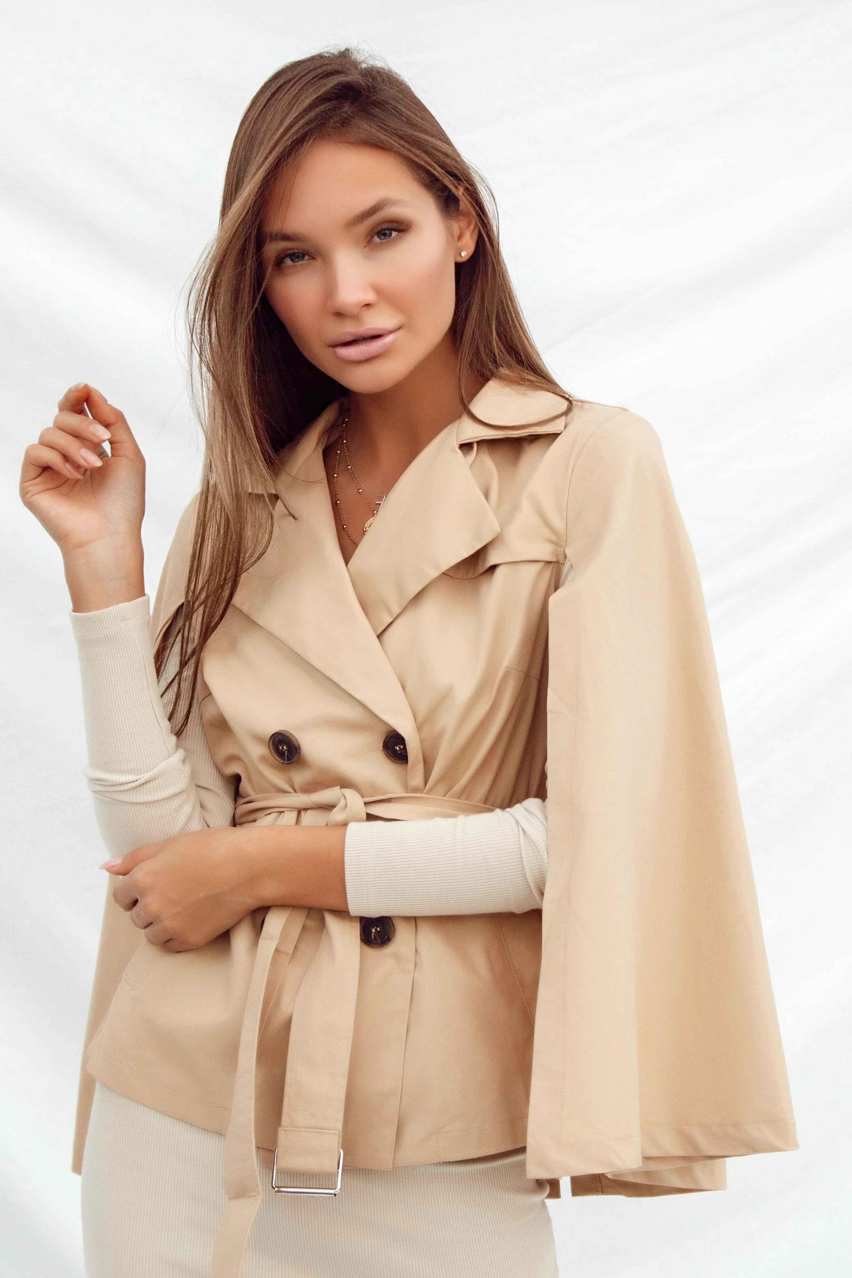 MADDIE COAT | Women's Online Shopping | CHICLEFRIQUE