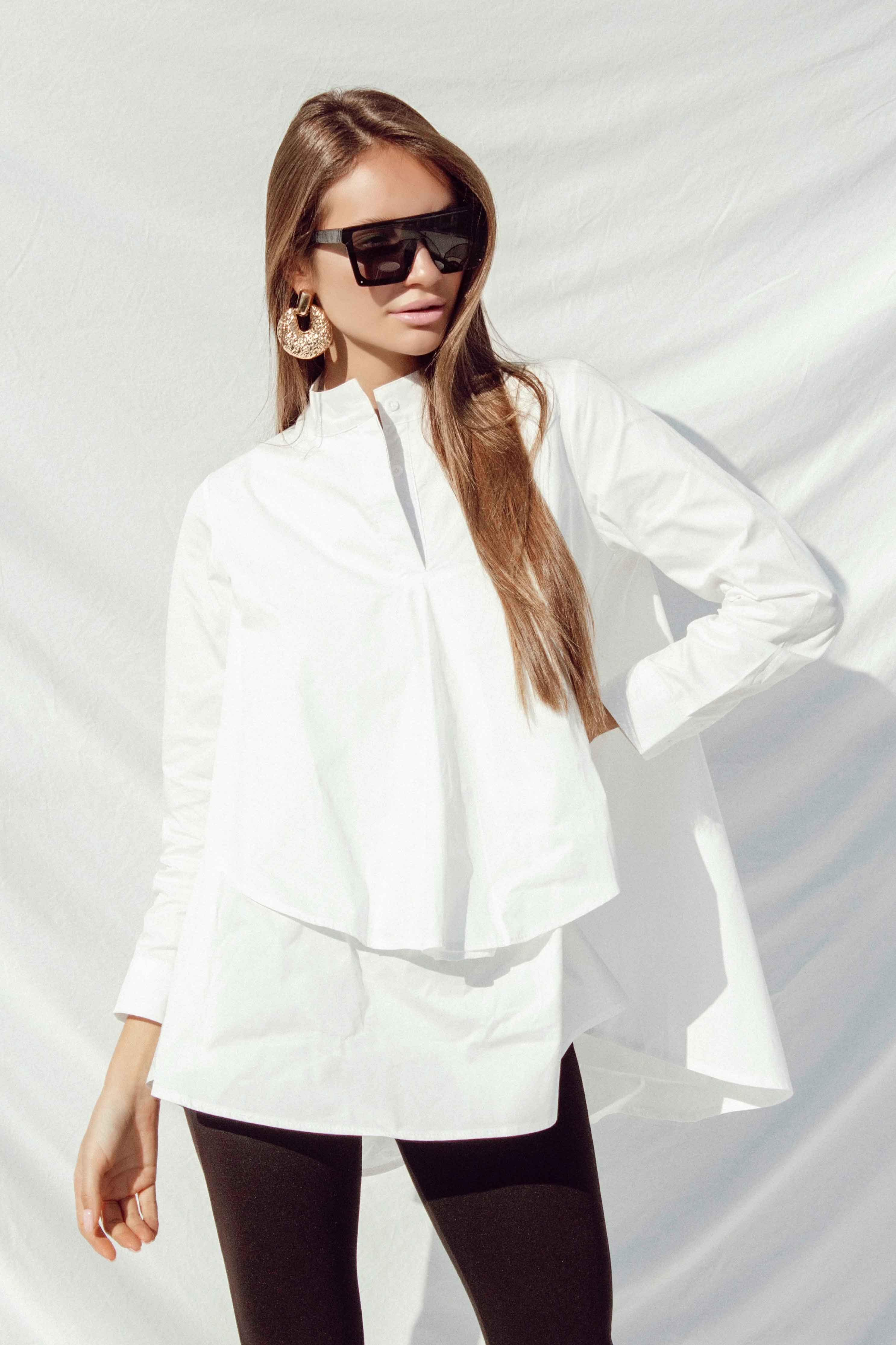 NOVAH SHIRT - Chic Le Frique