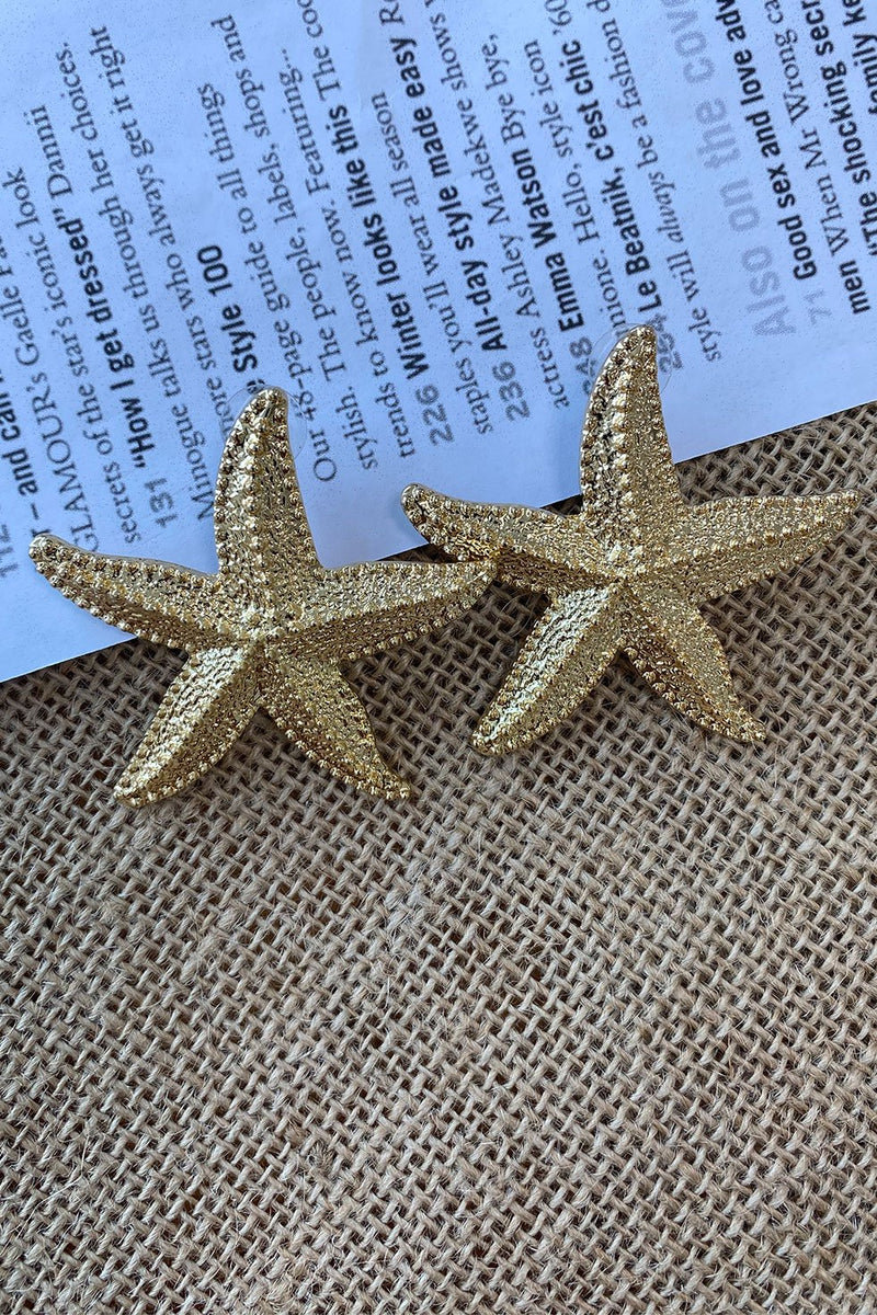 STAR FISH EARRINGS (6258843287730)