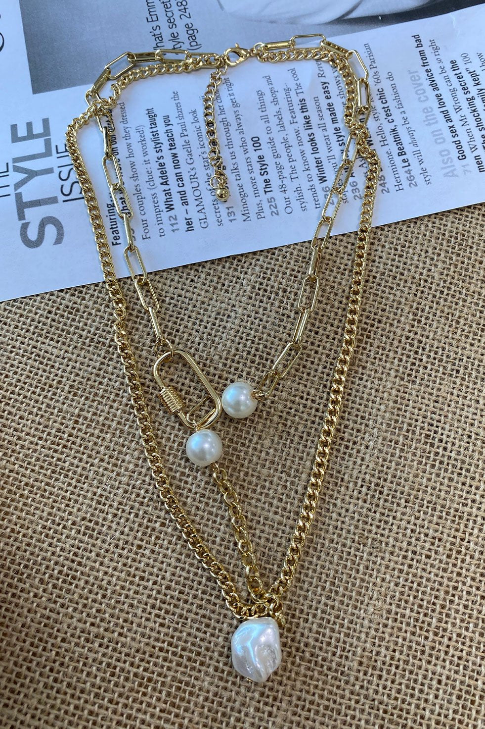 THREE PEARLS NECKLACE (6262645424306)