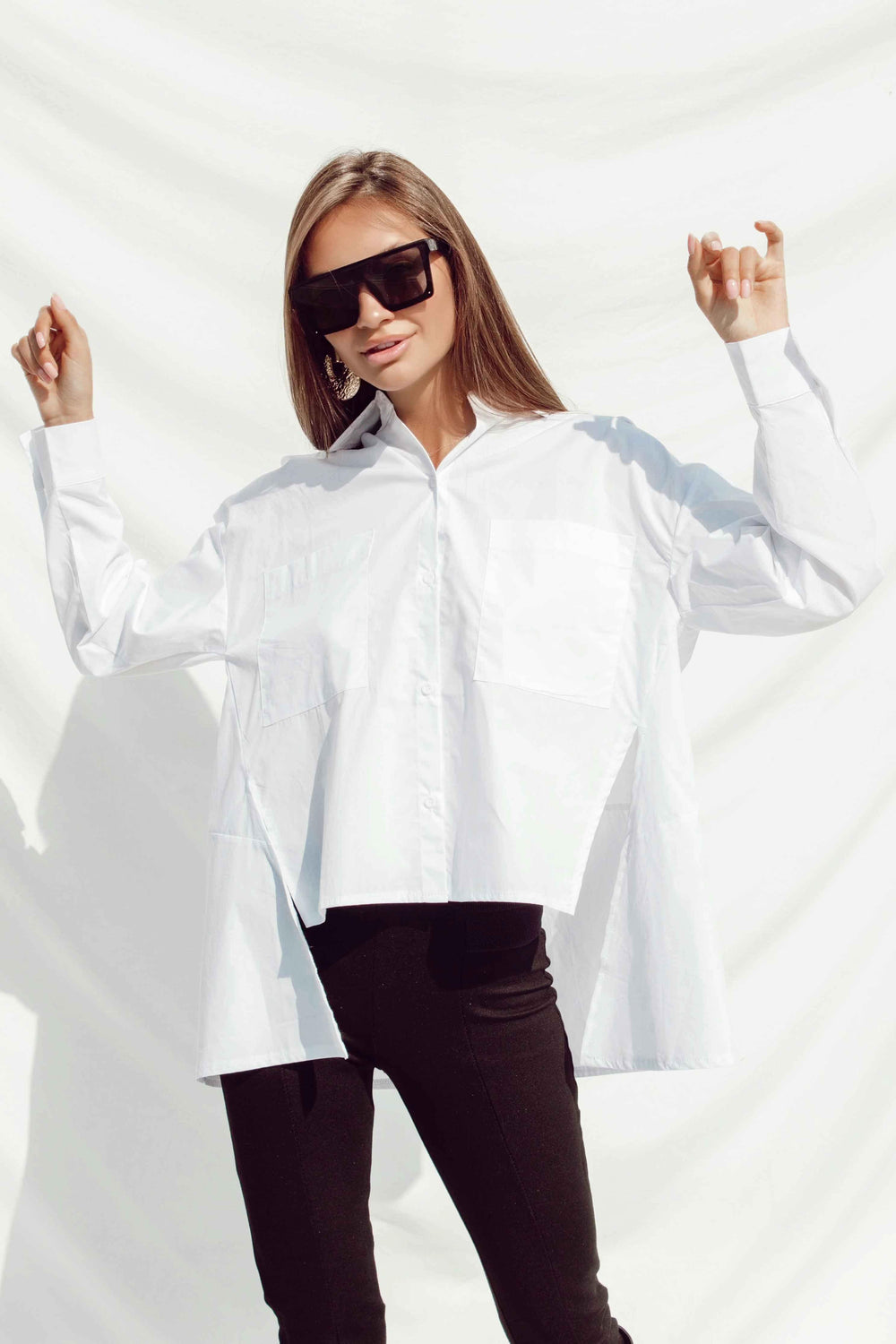 RAYNA SHIRT | Women's Online Shopping | CHICLEFRIQUE