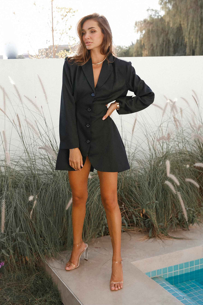 CAREN BLAZER DRESS (4729779290201)