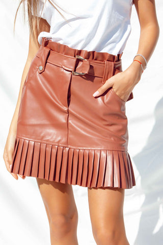RUCHE ME RIGHT- SHORTS