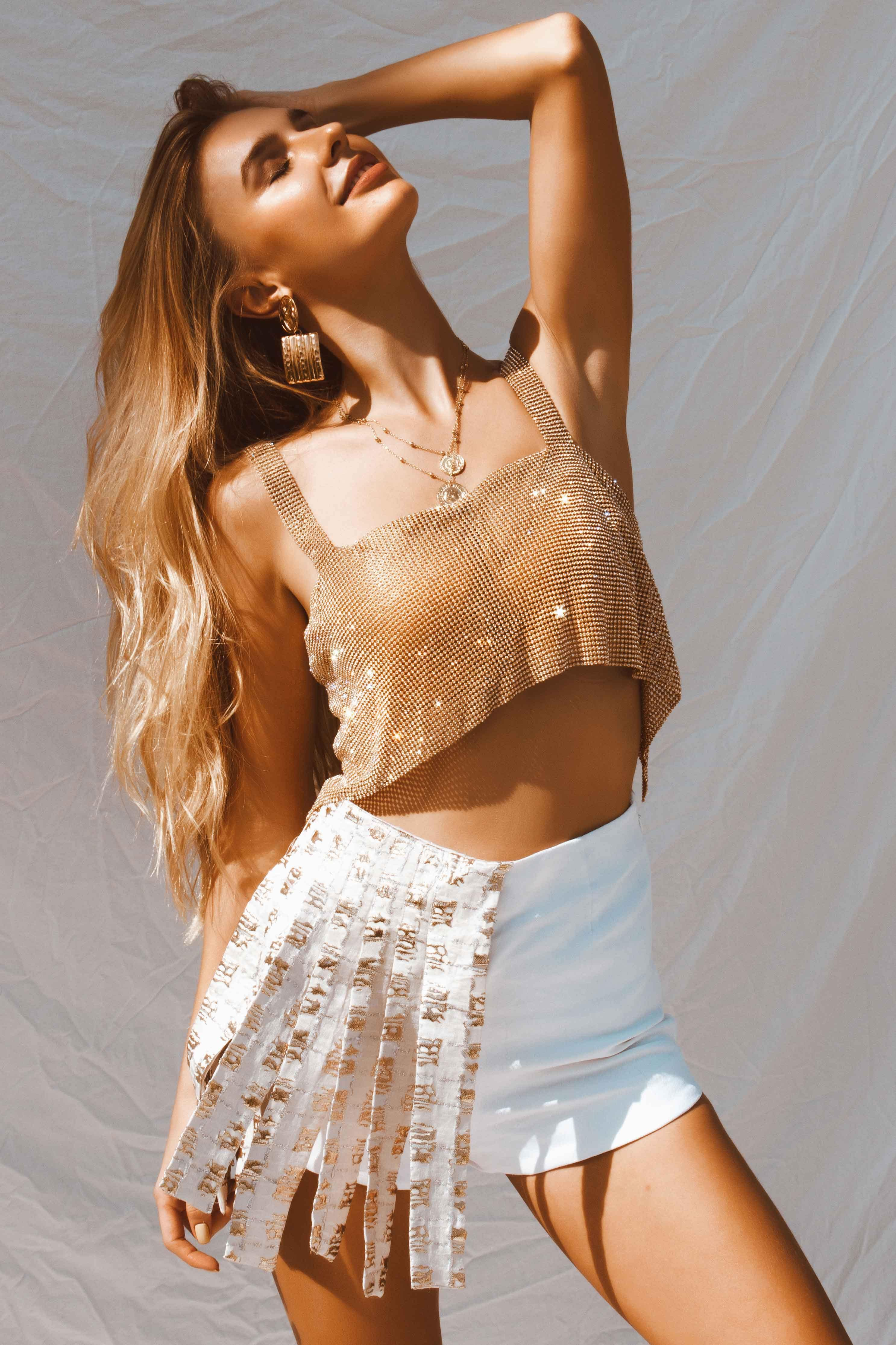 ALL FRINGED UP - SHORTS | Women's Online Shopping | CHICLEFRIQUE  (2031324102745)