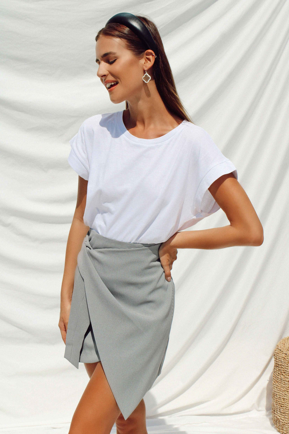 BLAISE SKIRT | Women's Online Shopping | CHICLEFRIQUE  (4255386435673)