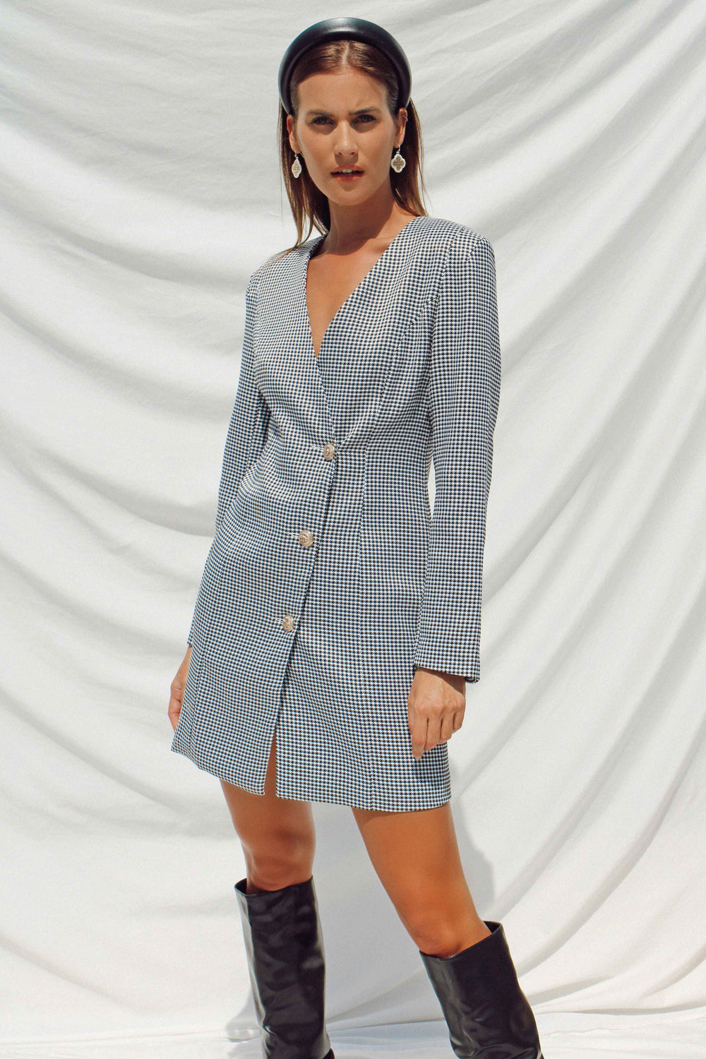 BLAKELY BLAZER DRESS | Women's Online Shopping | CHICLEFRIQUE