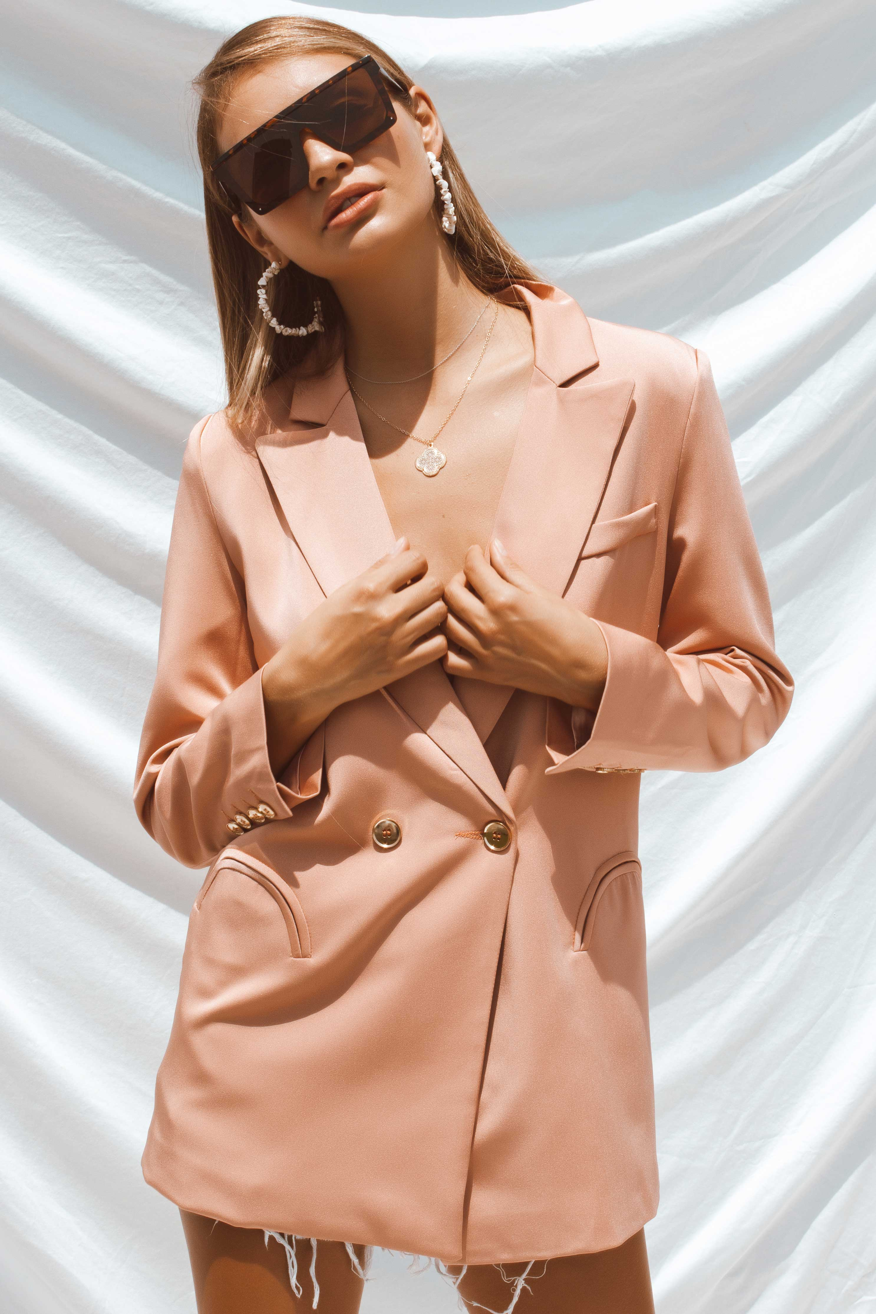 COLLETE BLAZER | Women's Online Shopping | CHICLEFRIQUE
