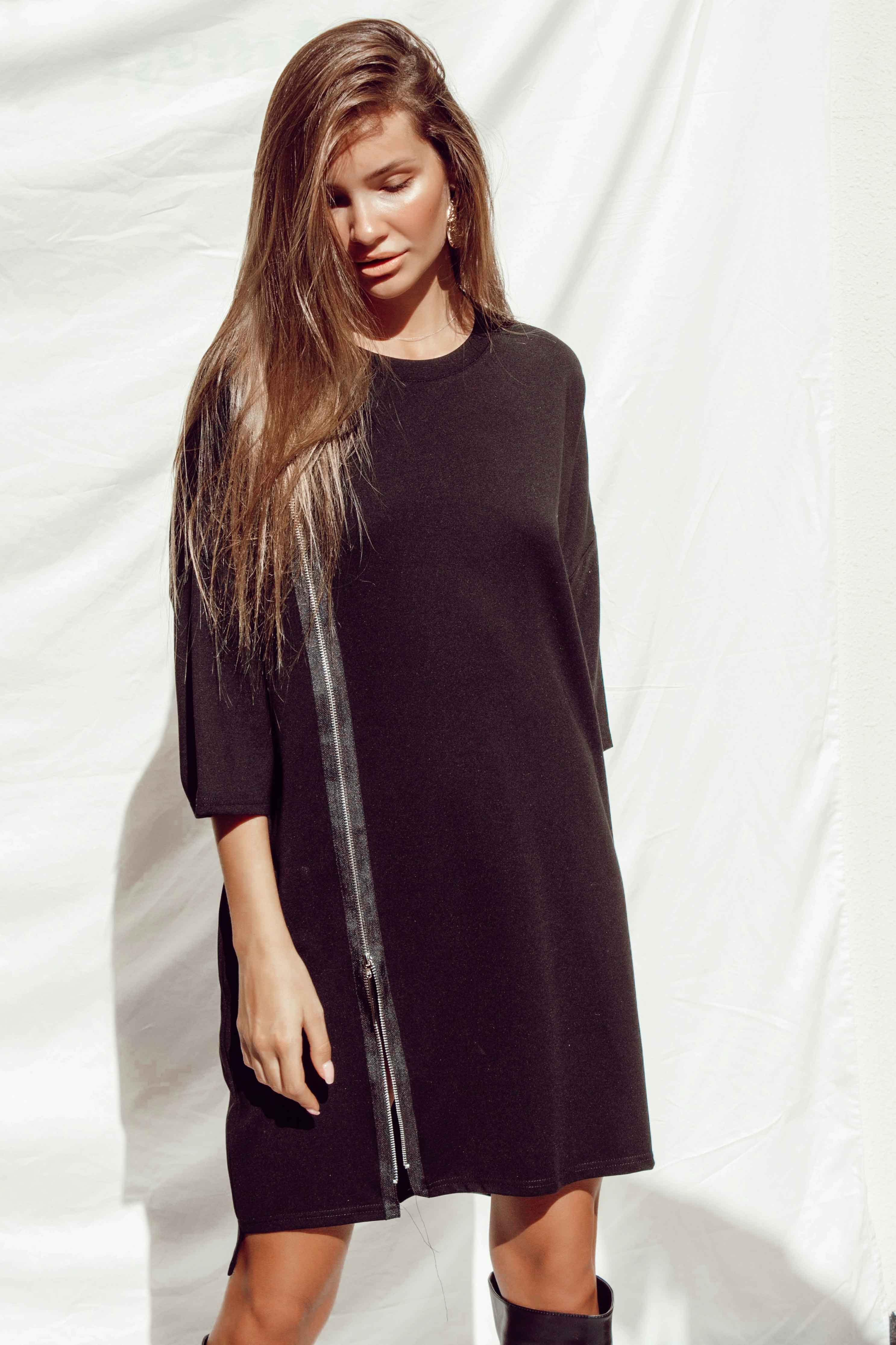 APRYL SHIRT DRESS | Women's Online Shopping | CHICLEFRIQUE  (4438247637081)