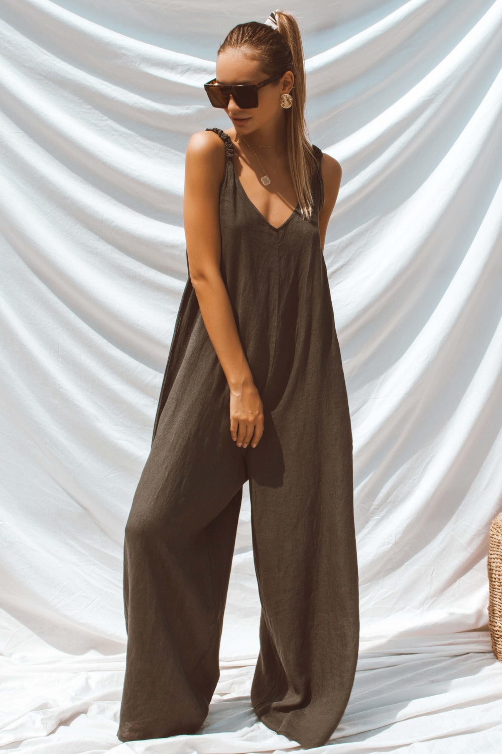 APOLLO JUMPSUIT IN BLACK | Women's Online Shopping | CHICLEFRIQUE