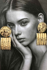 CAYO DROP EARRINGS | Women's Online Shopping | CHICLEFRIQUE  (2178792489049)