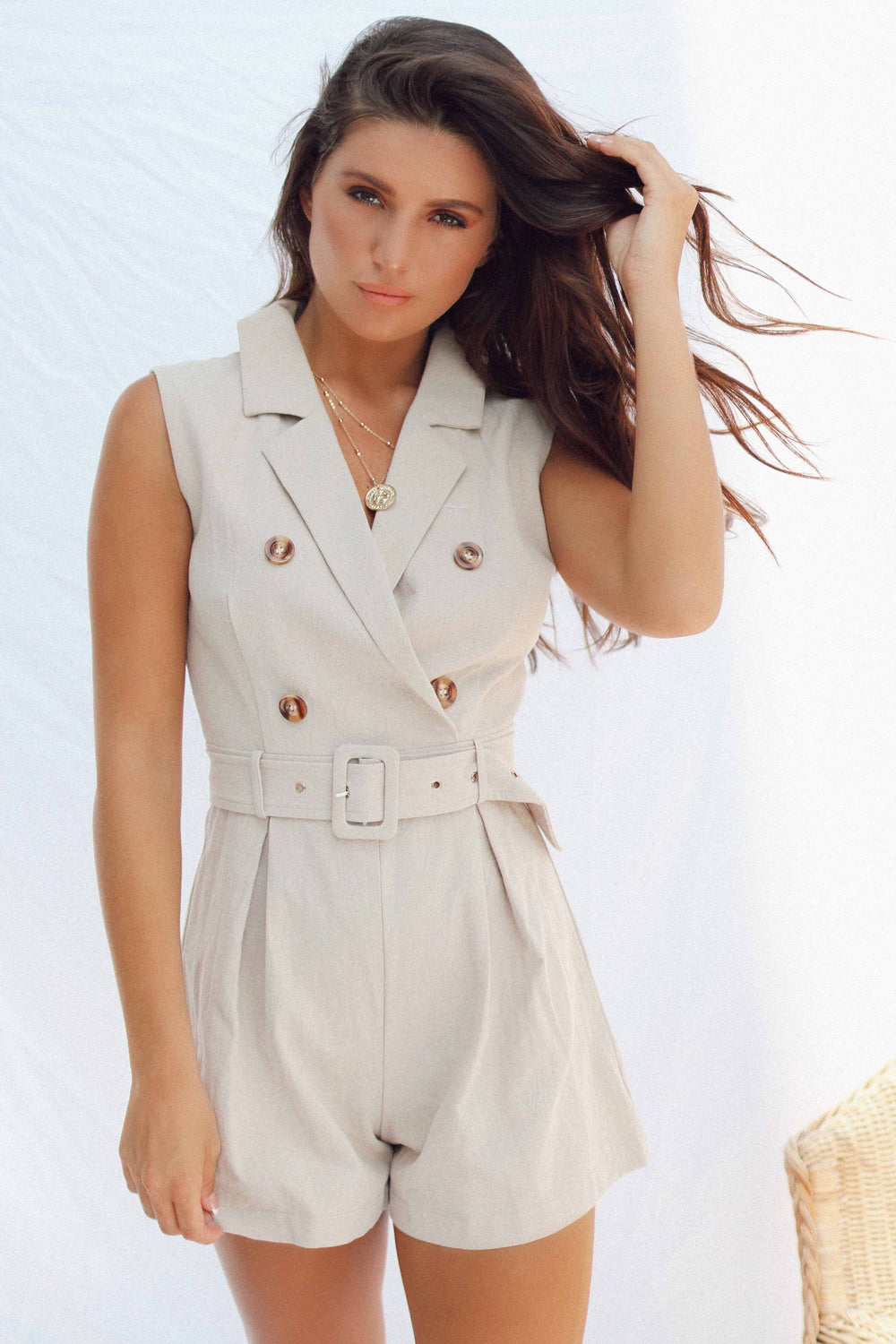 SADIE PLAYSUIT - Chic Le Frique