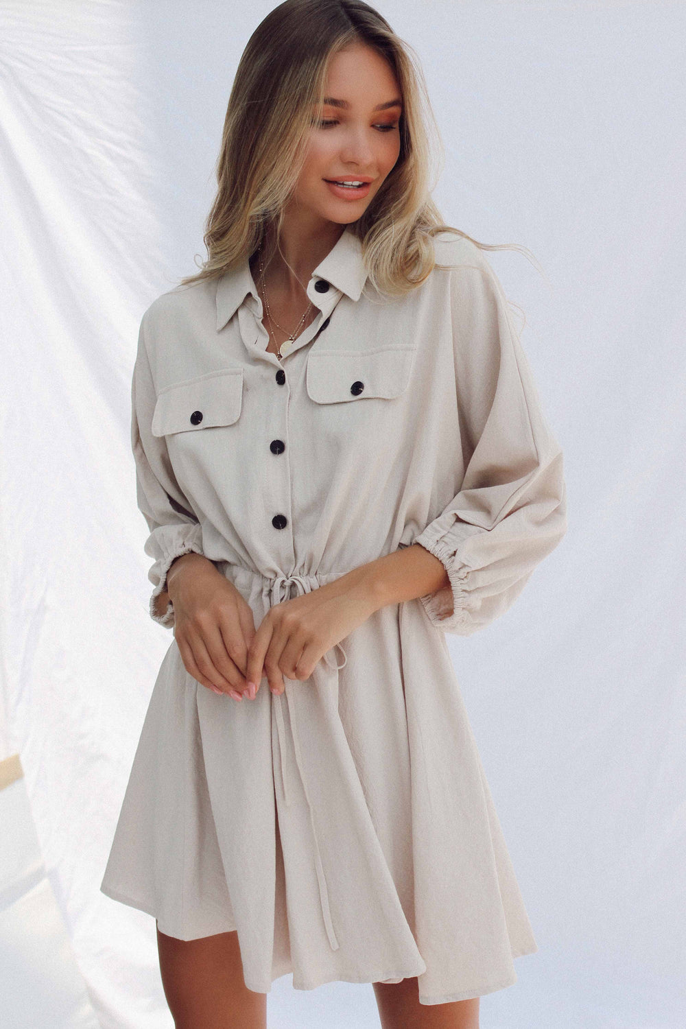BONNIE DRESS - Chic Le Frique