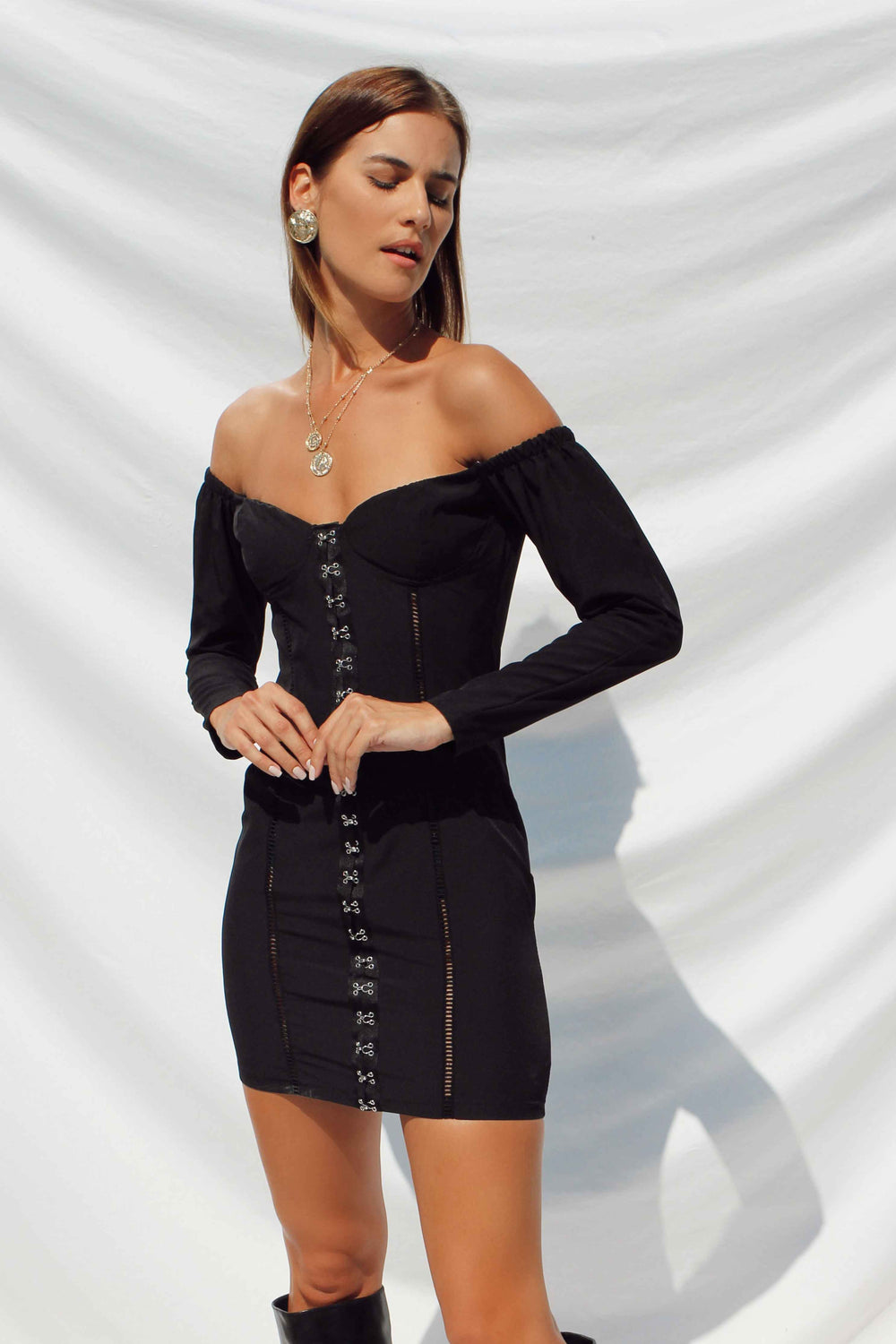 DEMI DRESS | Women's Online Shopping | CHICLEFRIQUE  (4383737675865)