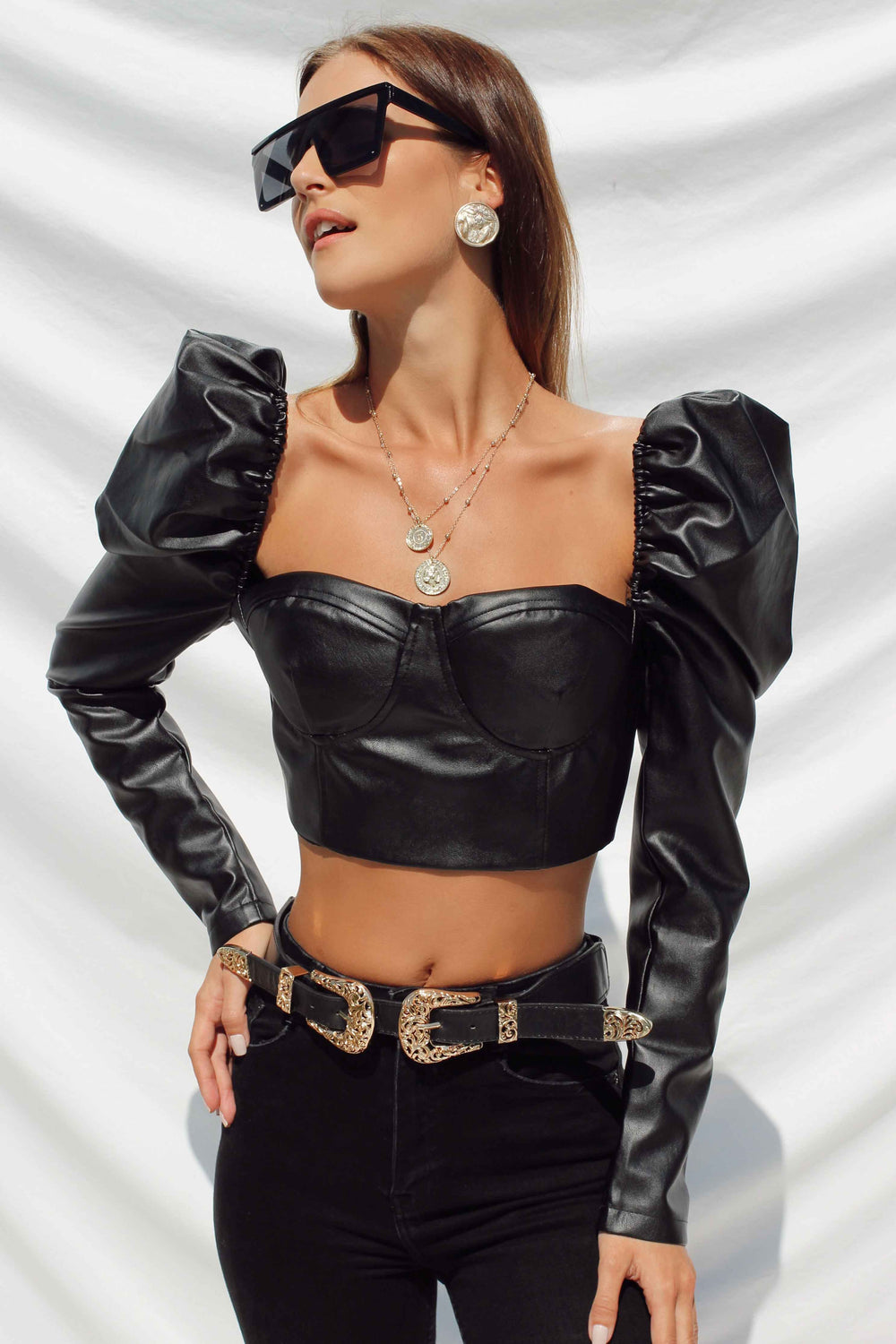 GISELLE TOP | Women's Online Shopping | CHICLEFRIQUE  (4351351652441)