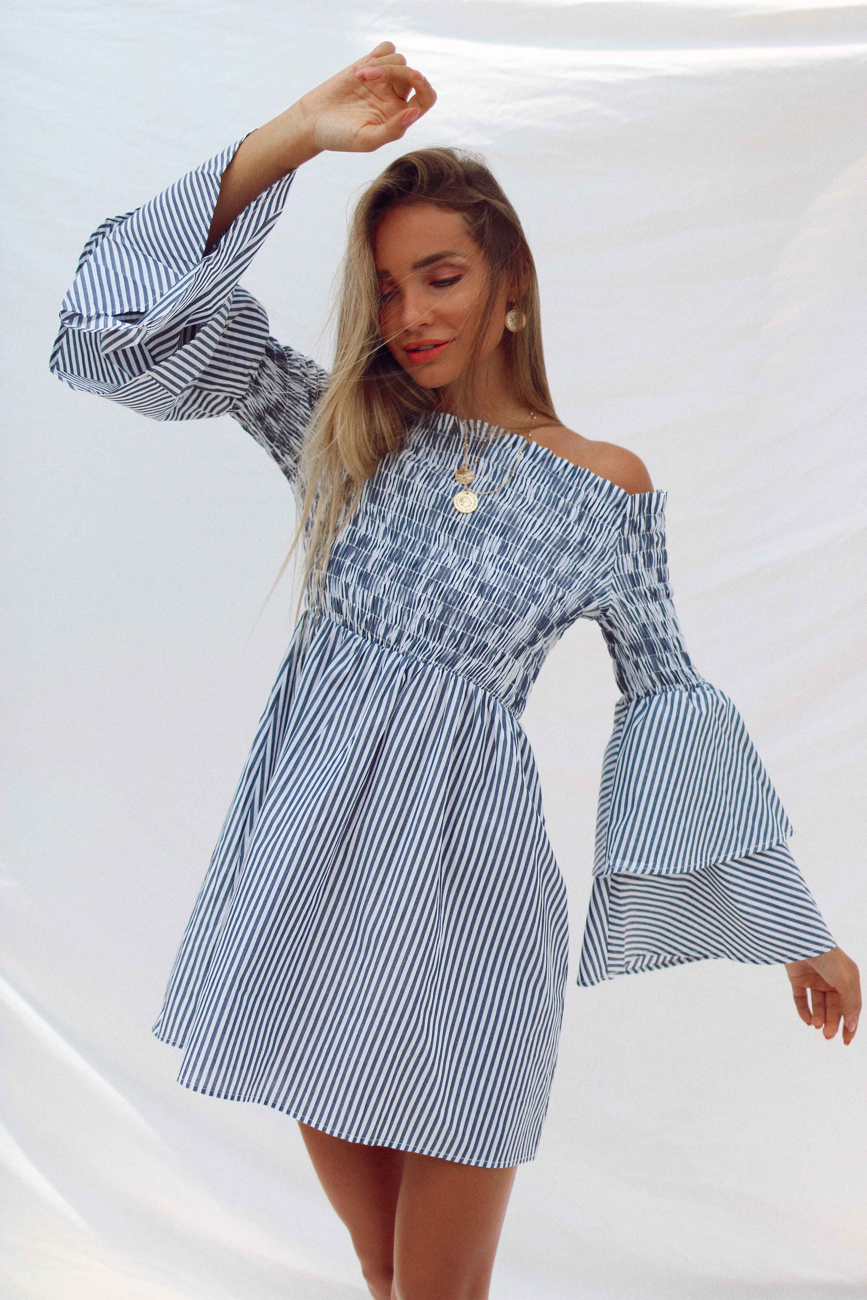JADEN DRESS - Chic Le Frique