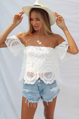 LUCIANA TOP | Women's Online Shopping | CHICLEFRIQUE