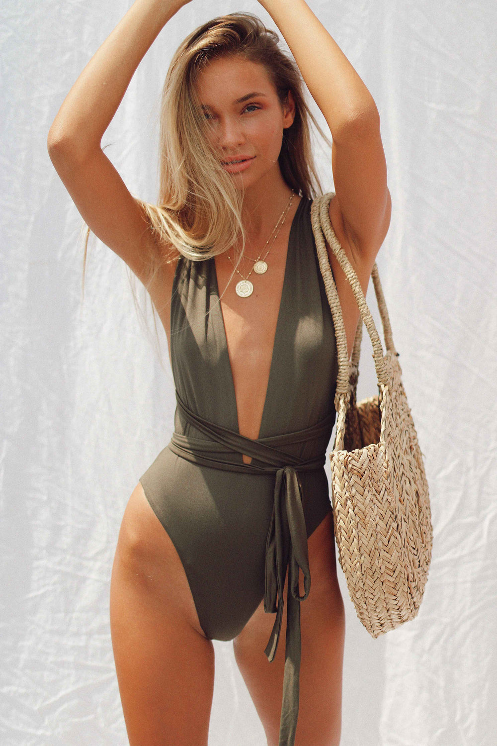 MALLORCA SWIMSUIT - Chic Le Frique