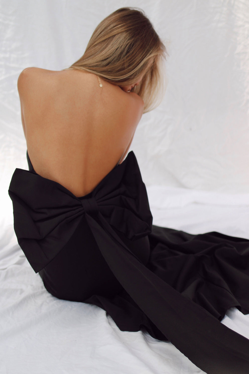 PARIS DRESS IN BLACK - Chic Le Frique