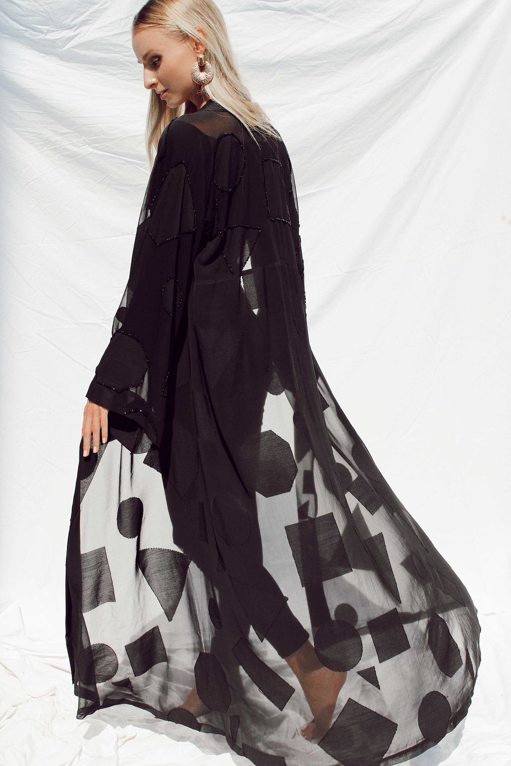 MARYAM DAYANI ABAYA | Women's Online Shopping | CHICLEFRIQUE  (2102070509657)