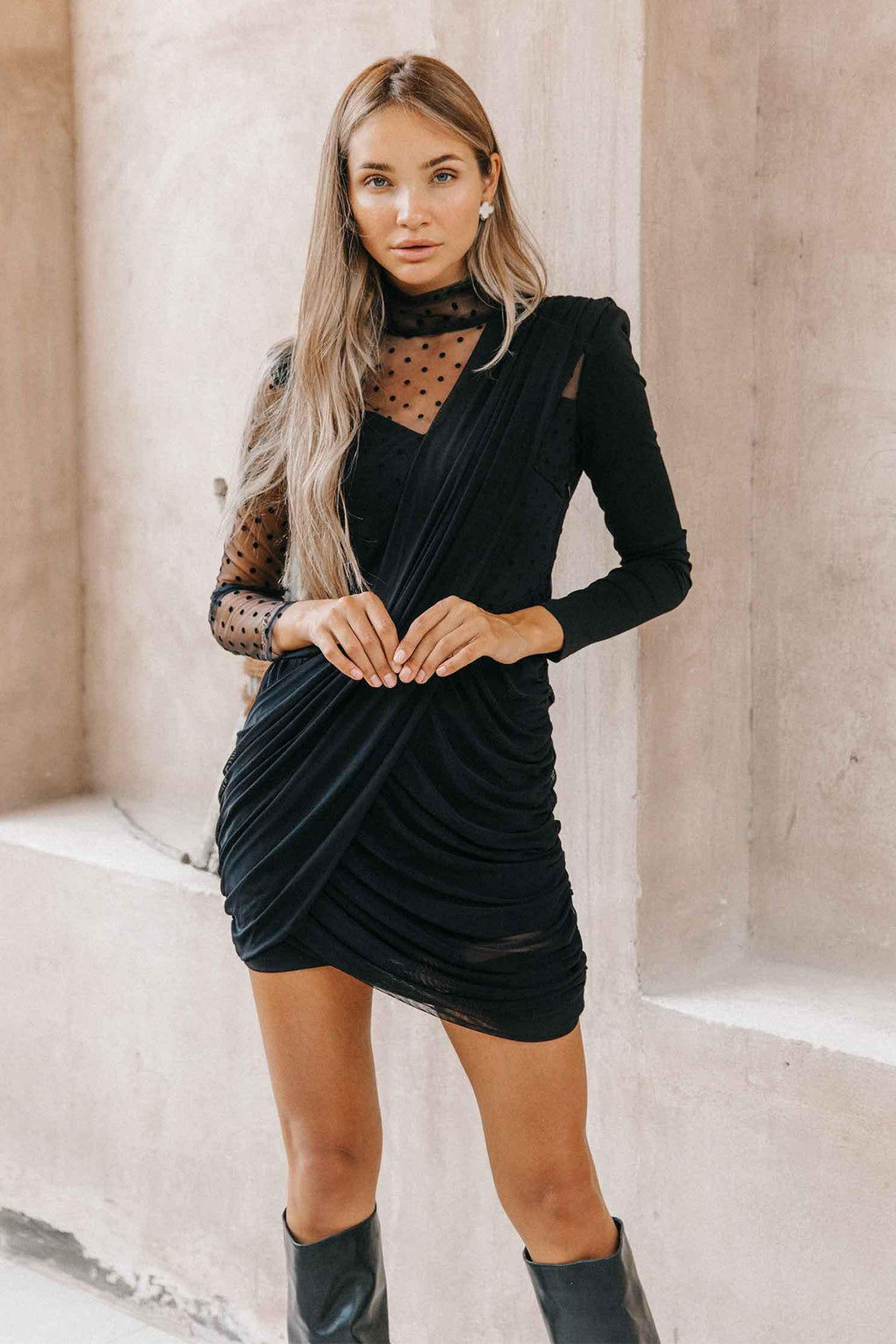 BEXLEY DRESS (4438258155609)