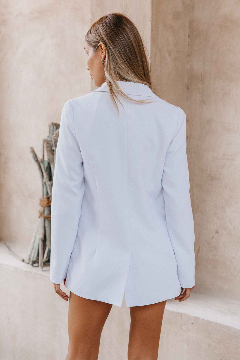 NEED WANT BLAZER - WHITE (4730582663257)