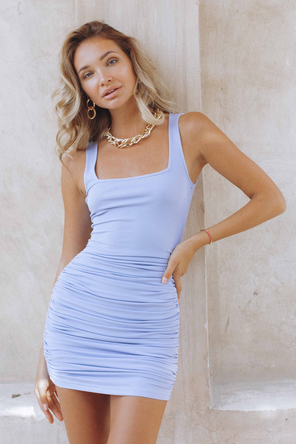 ATLAS DRESS - PERIWINKLE (6227745603762)