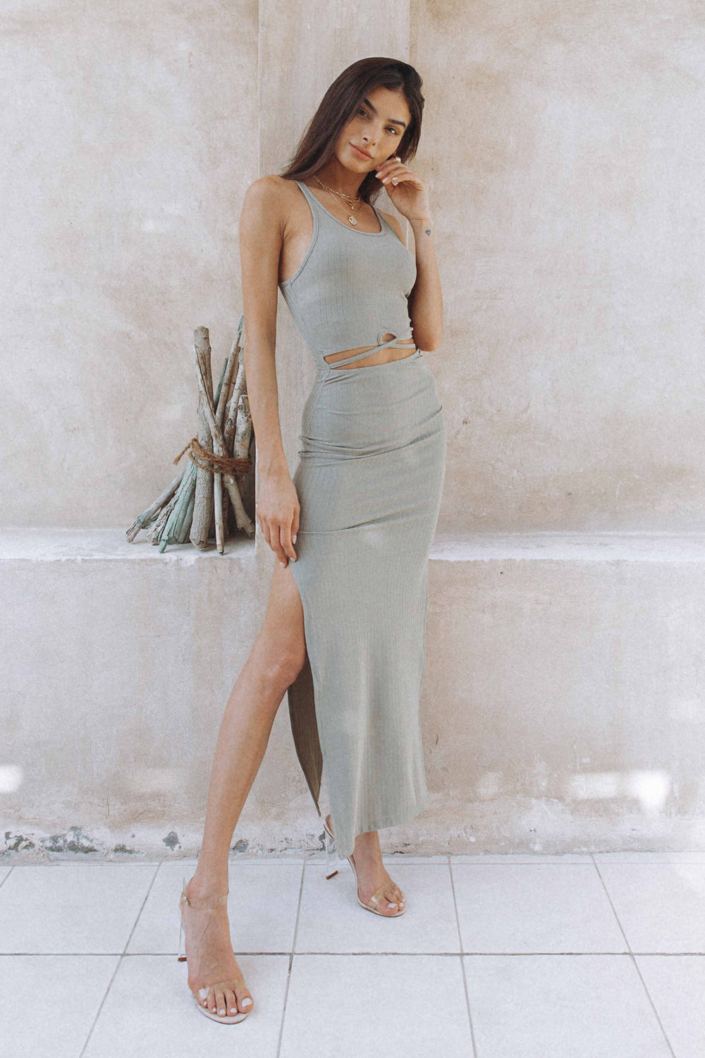 ALTEA MAXI DRESS (6233047105714)