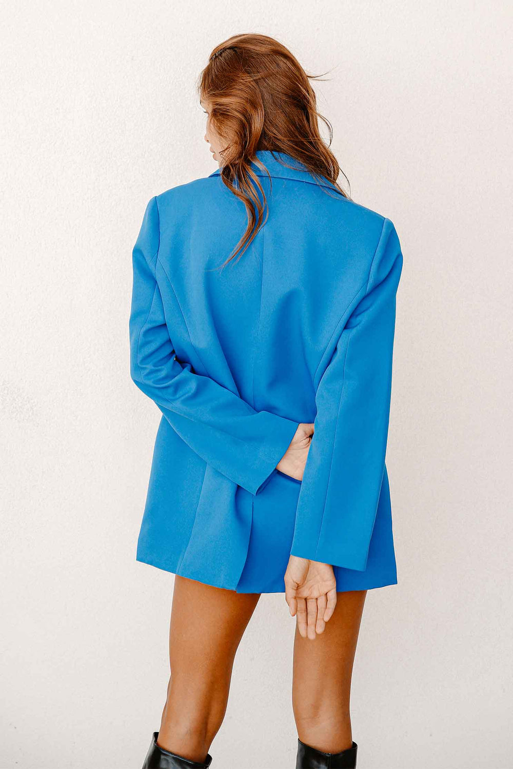 WYOMING BLAZER - COBALT BLUE (4733470998617)