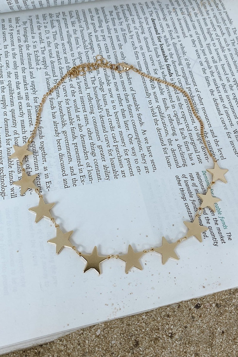 SUPERSTAR NECKLACE (6722951545010)