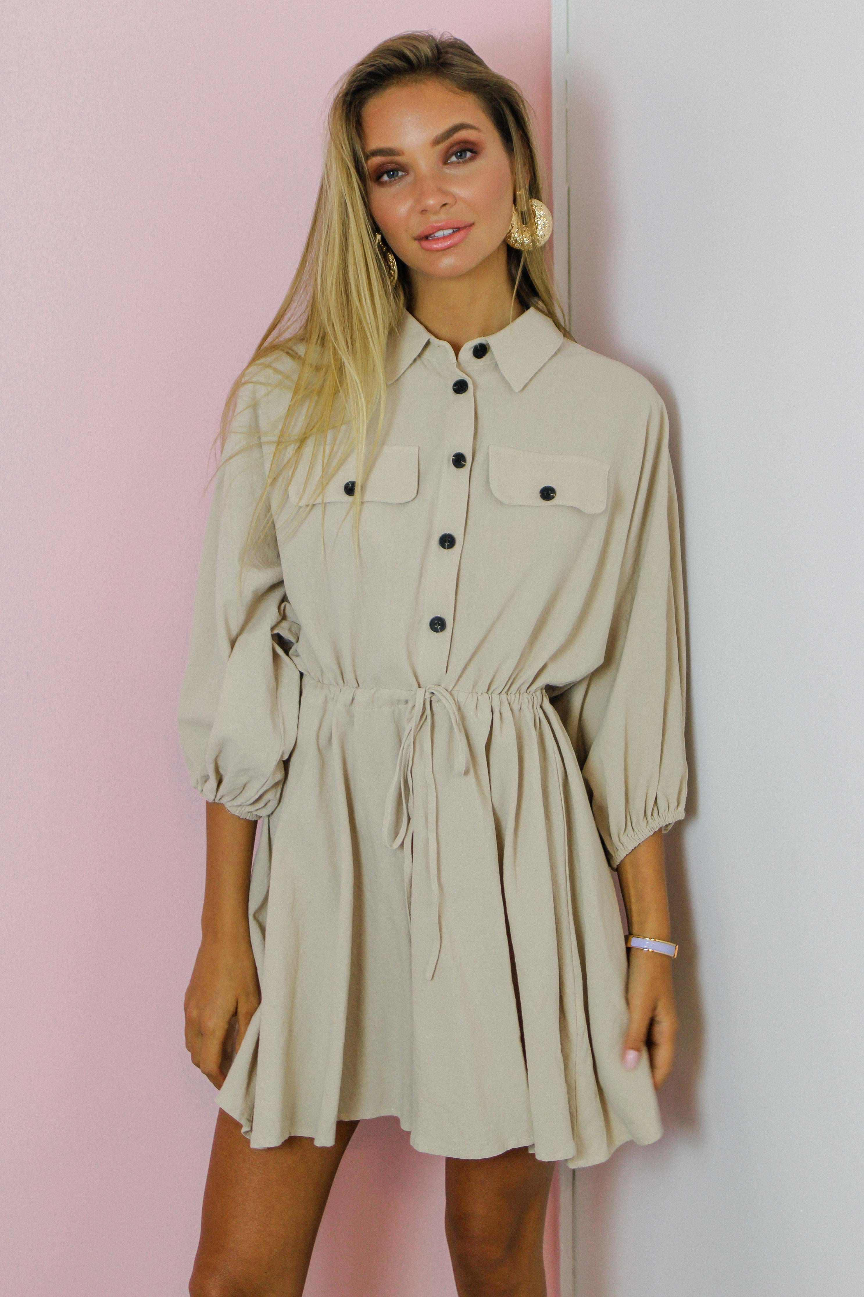 BONNIE DRESS | Women's Online Shopping | CHICLEFRIQUE  (2121534046297)