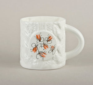 Beetle 8.1. Knitted Tea Mug