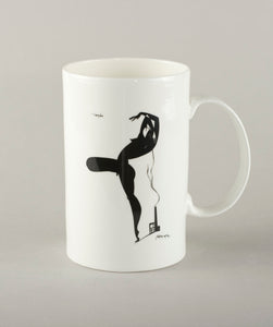 Factory Girl. Medium Mug