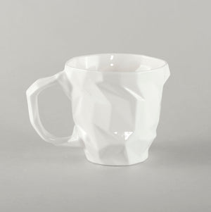 Porcelain Mug Diamond M