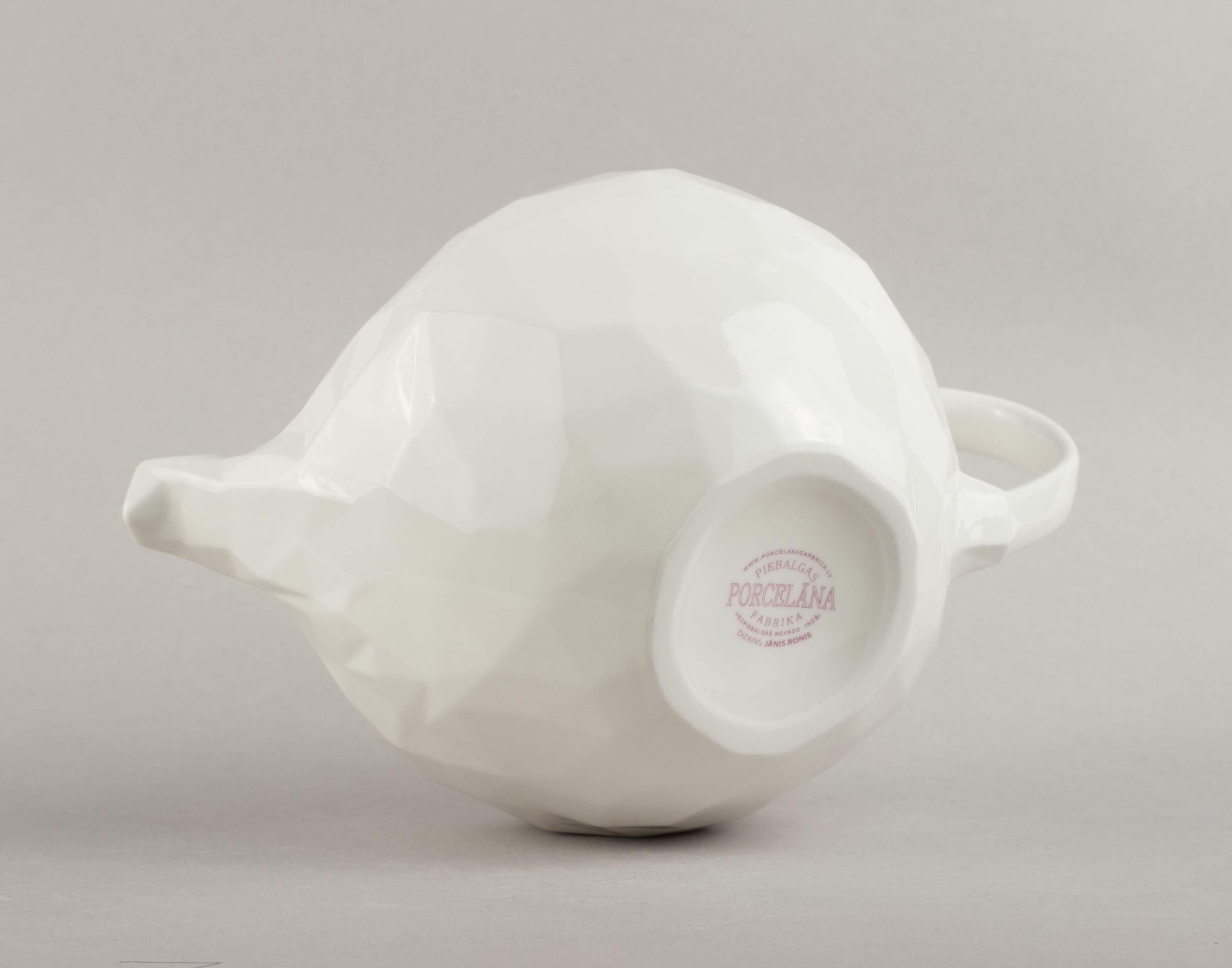 Porcelain Brilliant Kettle