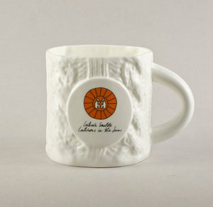 Latvians in the Sun. Knitted Tea Mug