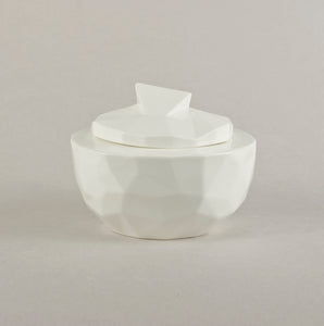 Porcelain Brilliant Sugar-Basin