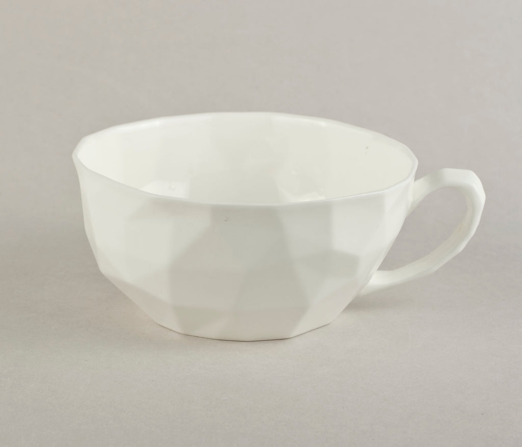 Porcelain Brilliant Cup