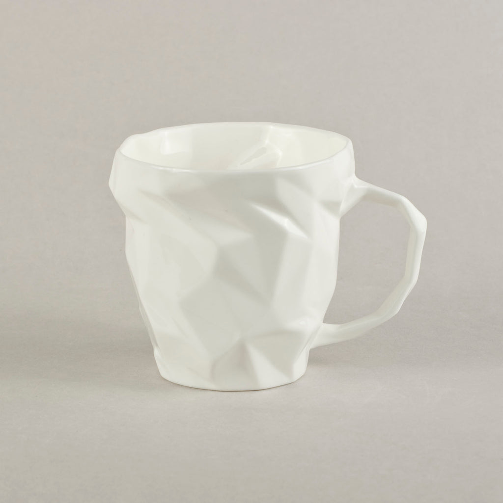 Porcelain Mug Diamond S