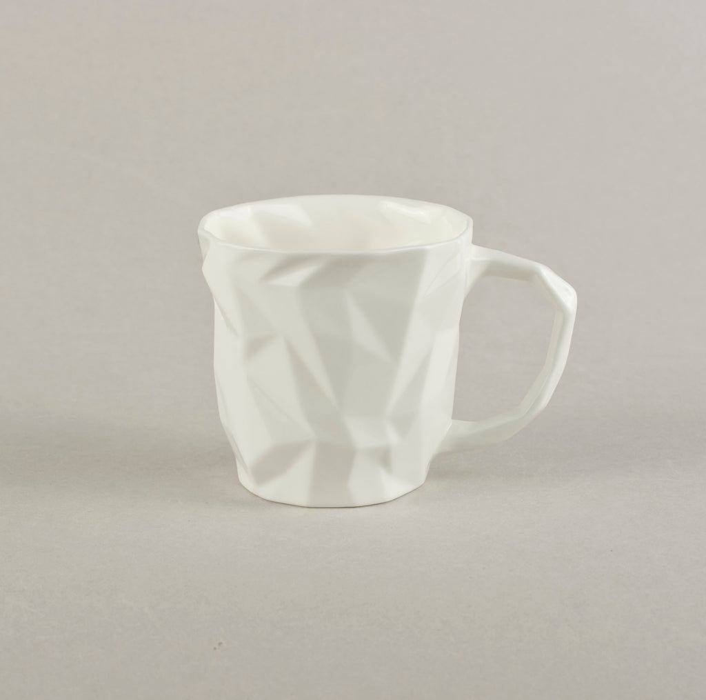 Porcelain Mug Diamond XS