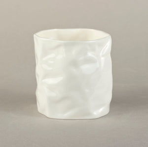 Crumpled Candle