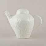 Porcelain Crumpled Kettle S