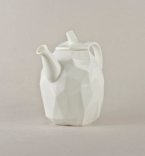 Porcelain Diamond Kettle S